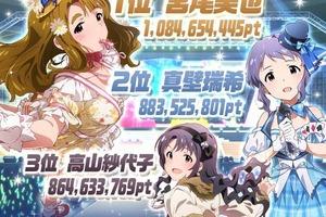 【グリマス】アルティメットクイーン結果発表!
