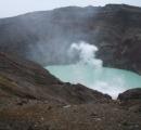 阿蘇山ヤバイ 「ドローンで撮影したら火口の湖が完全に消えていた」