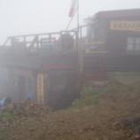 『2013/7/29赤岳頂上山荘から赤岳、真教寺尾根、美し森』の画像