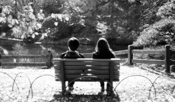 幼稚園の時の不思議な友達の話