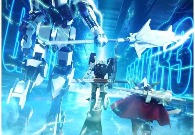 【ガンダムブレイカー3】ファミ通の評価9889で34点!クリア時間は20~30時間