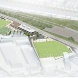 『[J1]横浜FM 新マリノスタウン!? 横須賀市と新たな練習場を整備することに合意!! 2022年9月に全施設の利用が開始!』の画像