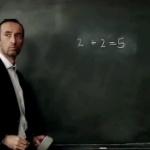 【動画】「2+2=5」の世界、果たしてただのフィクションだと言えるだろうか…