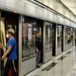 『【香港最新情報】「MTR、来週から無料乗車券配布に」』の画像