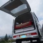 『エブリィワゴンを車中泊目線で見た良い点#1』の画像