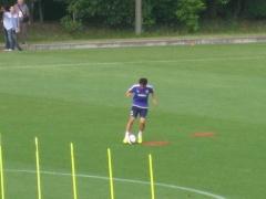 【動画】練習でドリブルをする香川がキレキレだと話題!