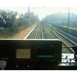 『線路は続くよ♪』の画像