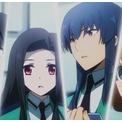 【キャプチャ画像】魔法科高校の劣等生2話  強いぜアニキィ!ww