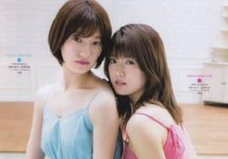 これやばいって・・中田花奈と樋口日奈のキャミワンピ姿が・・えちえちwww