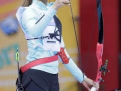 【東京五輪】韓国のアーチェリー選手が美人すぎるwwwwww