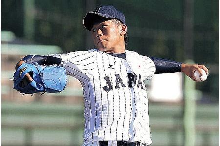 【21U日本代表】田口麗斗、巨人打線相手に2回完全同僚斬り alt=