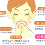 『口輪筋と健康について【篠崎 ふかさわ歯科クリニック】』の画像