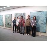 『平澤重信さんの展覧会にいってきました』の画像