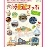 『西武鉄道 「秩父漫遊きっぷ」をリニューアル! 2017年8月1日より発売開始』の画像