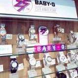 『BABY-G で親子コーデ!』の画像