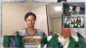 orange 第11話 【海外の反応 動画 Reaction】