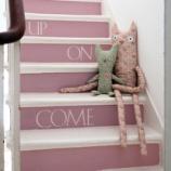 『参考にしたい♡海外のオシャレな階段DIY&インテリア 1/3 【インテリアまとめ・】』の画像
