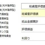 『【確定拠出年金】7月末資産額は246万円(10万円増)でした』の画像