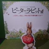 『「ピーターラビット展in大阪」へ☆彡』の画像