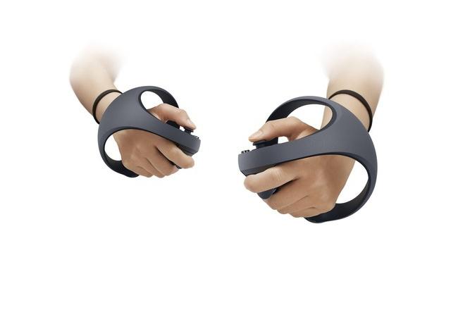 PS5向け、VR新コントローラーを発表