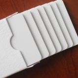 『カーディストリー練習用カードブロック!(White)』の画像