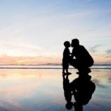 『【感動の場面に遭遇】初めての娘の言葉「パパ…」』の画像