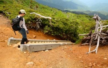 『日本百名山 燧ヶ岳へ行ってきました☆  その6 ファイナル 至難の下山♪』の画像