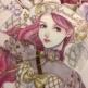 『騎士』水彩画