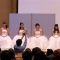 日本大学生物資源学部藤桜祭2015 ミス&ミスターNUBSコンテスト2015の24(ミス候補の4人)
