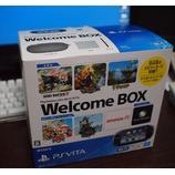 『【PSVita】PlayStation Vita Wi-Fiモデル PS Vita Welcome BOXを買った。』の画像