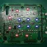 『カワサキ バイクのメーターパネルのLED打ち換え(LED交換)手術』の画像