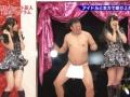 ふんどし一丁の日村のバックダンサーをやらされる℃-utewwwwwwwwwwww(画像あり)