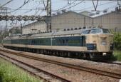 『2015/5/31運転 583系YYフェスタ号』の画像