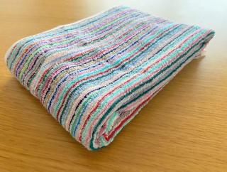 環境に優しいタオルとは?今治のリバイブが届きました!