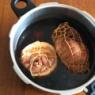 お土産付き!自家製チャーシューと、つけ麺、ラーメン。
