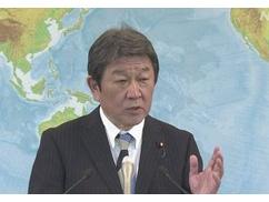 茂木外相、韓国に突き付けた日本入国の条件が韓国人にはクリア無理な件wwwww