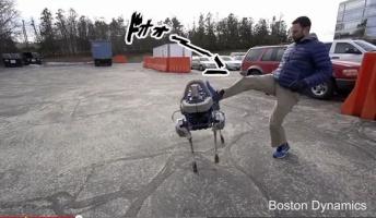 【海外】「ロボット犬」でも蹴っちゃダメ?生物なのか機械なのか、倫理めぐる議論盛んに