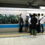 『小田急線(その1) 複々線化完了、来春に迫る』の画像