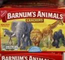 どうぶつクッキーが、動物愛護団体(PETA)からの苦情で檻のないデザインでパッケージを新デザイン