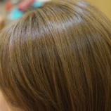 『髪染めダメージ対策』の画像