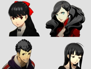 外国人「日本のゲームキャラってリアルにしたら全員黒髪になるよな」
