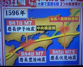 【地震速報】広島、島根で地震・・・ヤバすぎる予知がされていた・・・