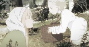 【神撃のバハムート VIRGIN SOUL】2期10話 感想 突然の出産