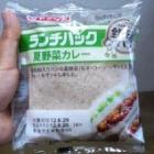 『ランチパック(夏野菜カレー)』の画像