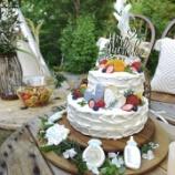 『ハンドメイドでサプライズ結婚式♪のはなし 前編』の画像