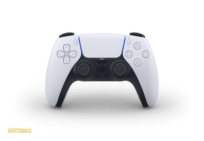 【画像】PS5のコントローラーついに公開!!めちゃくちゃカッコいい