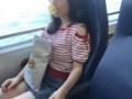 【画像】女子小学生さん、ポテチでアヒルをやってしまう