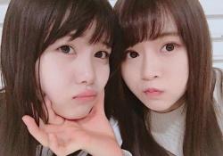 【比較】山崎怜奈ちゃんと伊藤理々杏ちゃん、似てるか・・・・・???