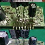 『高級S−VHSビデオデッキ ハイブリッドICの修理』の画像