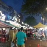 『【クアラルンプール観光】アロー通り ~KUL最大の屋台街!これぞ東南アジア!~』の画像